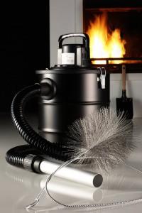 Kamino-Flam Aschesauger mit Motor