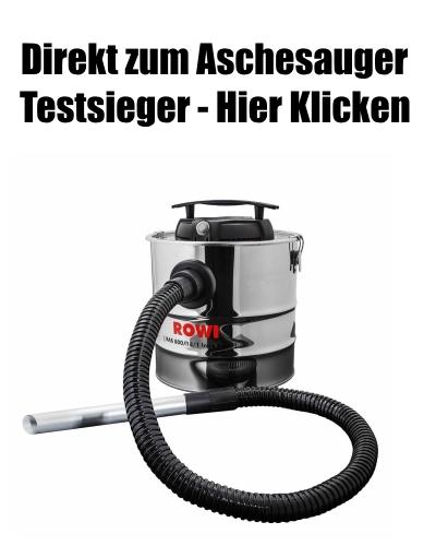 Aschesauger Testsieger 2016