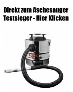 Aschesauger Testsieger 2015